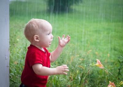 Oh Wow, Rain.