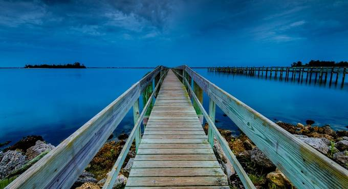Heavens-Walk by tazdevilgreg - Promenades And Boardwalks Photo Contest