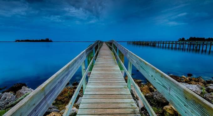 Heavens-Walk by tazdevilgreg - Promenades And Boardwalks Photo Contest
