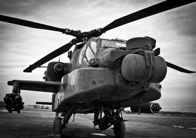 Apache (1 of 1) by ctbugan - Aircraft Photo Contest