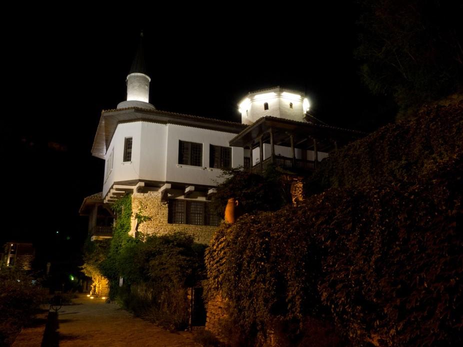 Balcik castle