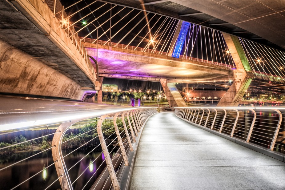 Below the Zakim