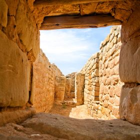 Stepping back into time at Mesa Verde National Park in Colorado.