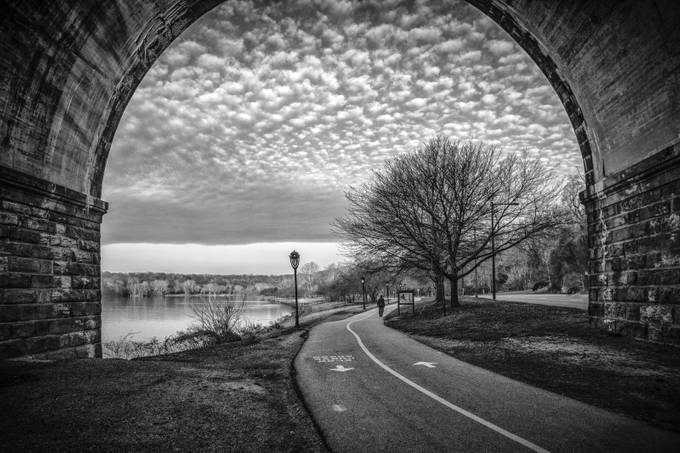 traveler by ashleybrilliant - Under The Bridge Photo Contest