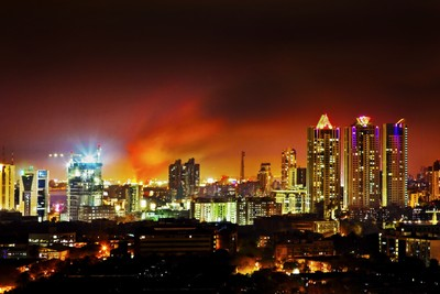 Fire in the hold Bandra Mumbai
