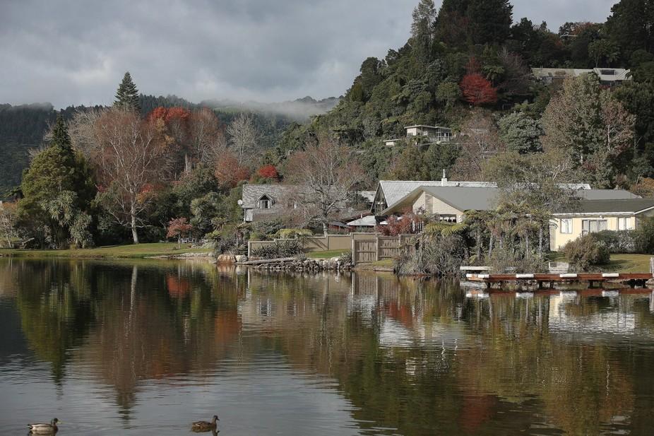 Lake Okaraka Rotorua New Zealand