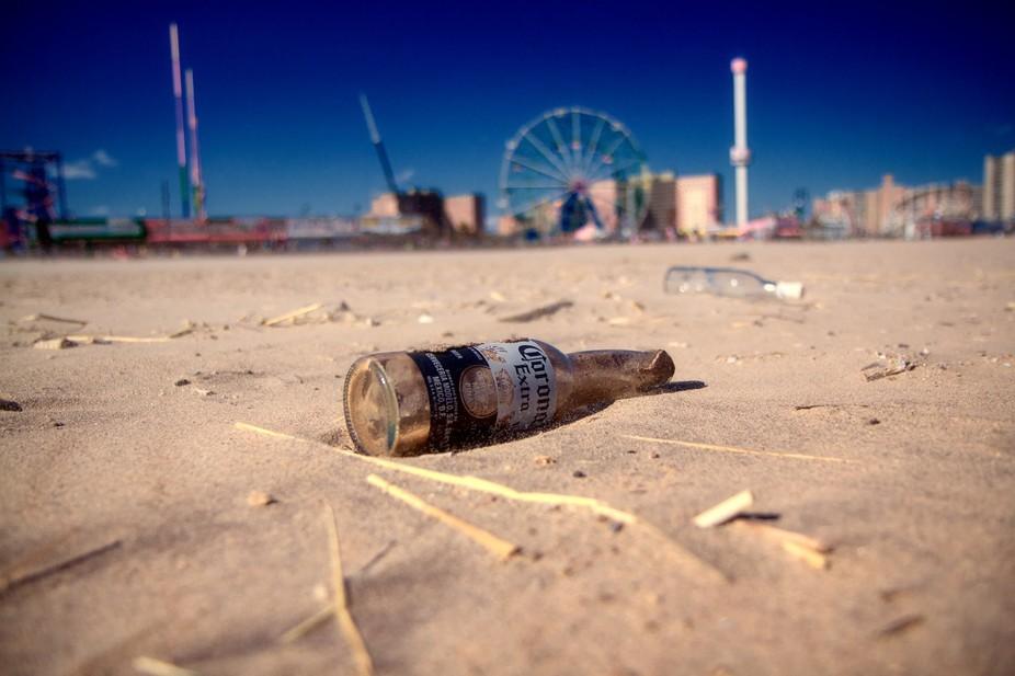 bottle at coney island