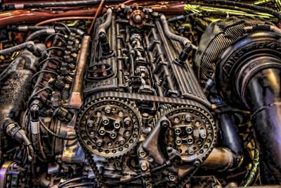 Nissan Skyline RB36 Engine