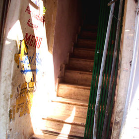 Staircase at Chandi Chowk