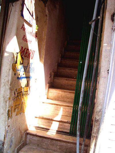 Staircase at Chandi Chowk