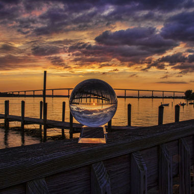 Solomons Sunset Magic- Solomon's Island, Maryland
