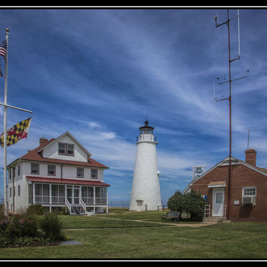 Cove Point Lighthouse, Lusby Maryland