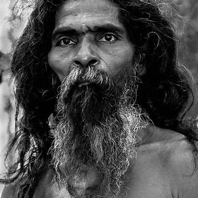 This is a Vedda man from Sri Lankan jungles. Learnt to live off the jungle for centuries now under threat of extinction with civilisation and our...