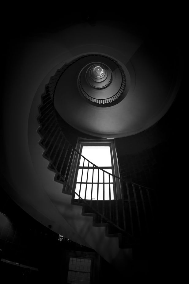 Spiral staircase by luka567 - High Ceilings Photo Contest
