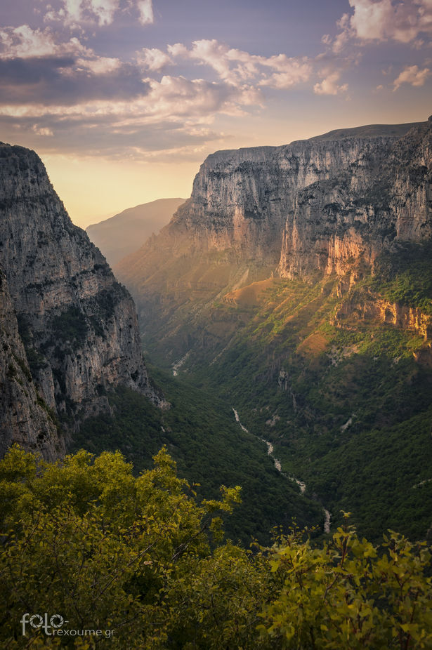 Vikos Gorge by Giannis - Magnificent Canyons Photo Contest
