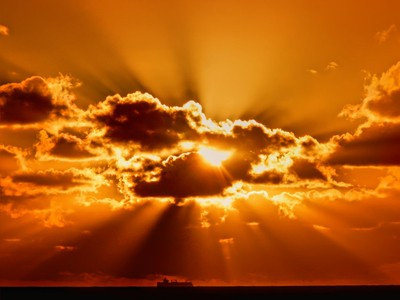 Atlantic Sunrise - Fiona Wlodarek