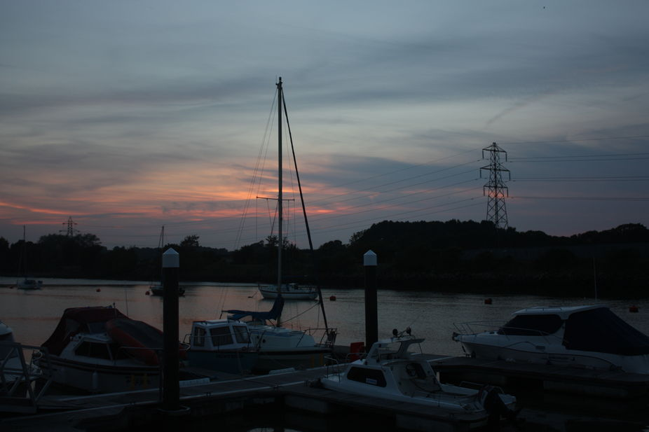 Poole Harbour UK