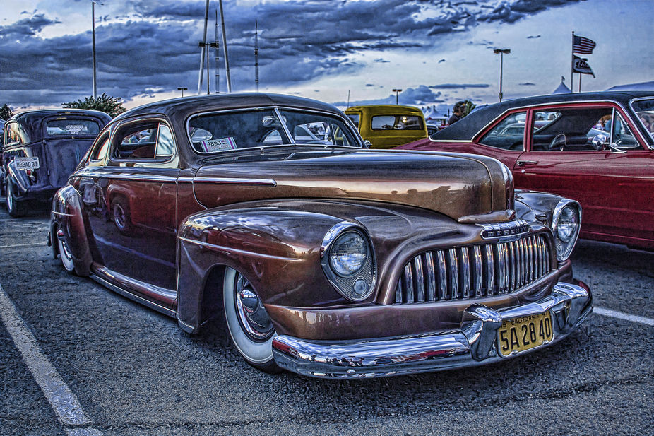 Mercury shot at Hot August Nights 2013