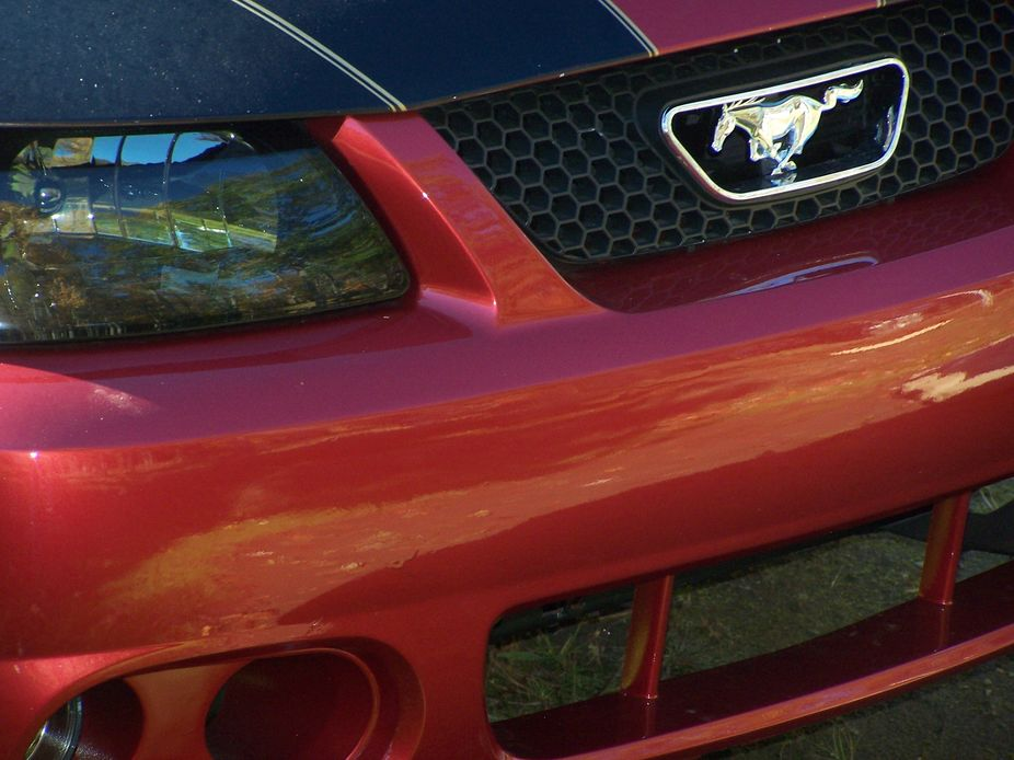 Stang Headlite Reflections