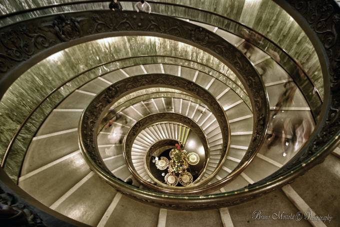Vatican Museum by Bronco - The Tourist Photo Contest