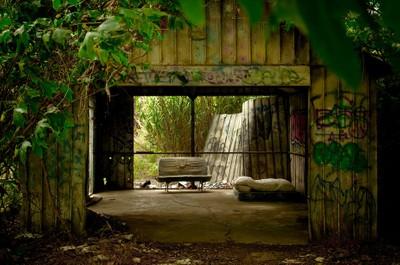 Abandoned Retreat