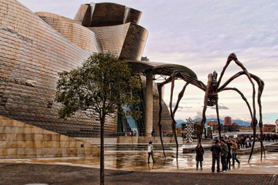 Maman and the Museum