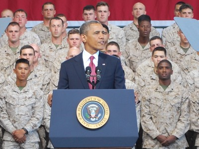 U.S.M.C & U.S. Navy