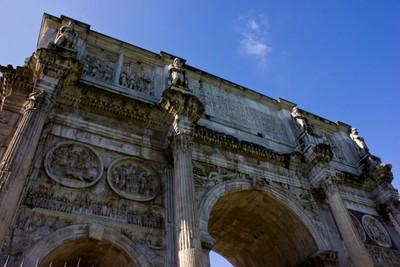 Immense arch