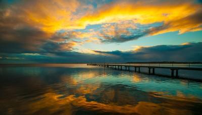 Rippleside Sunrise