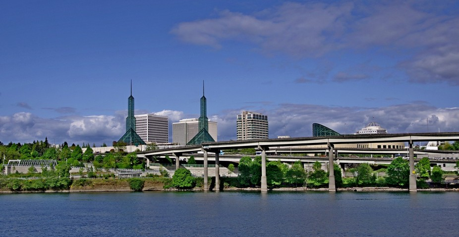 Convention Center towers - PDX