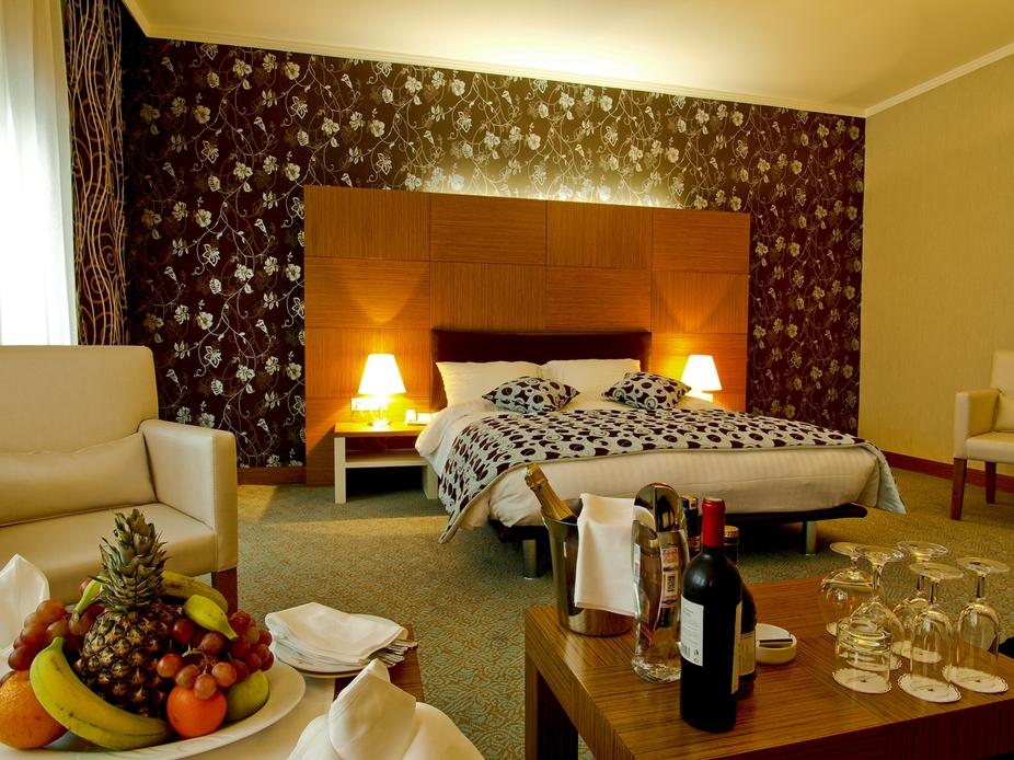 istanbul hotel room in Turkey