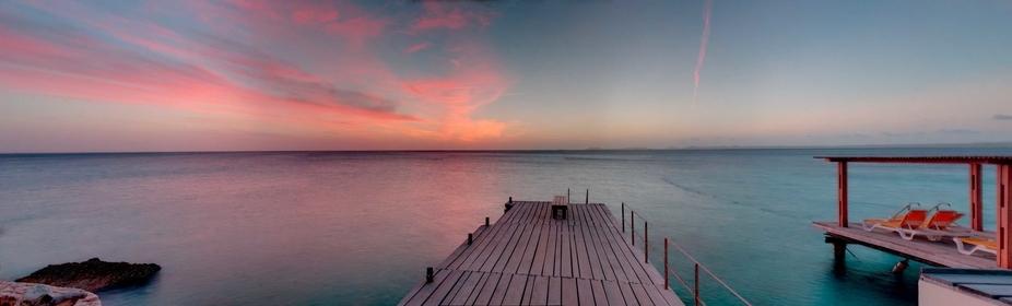Bonaire-Jetty-Panorama