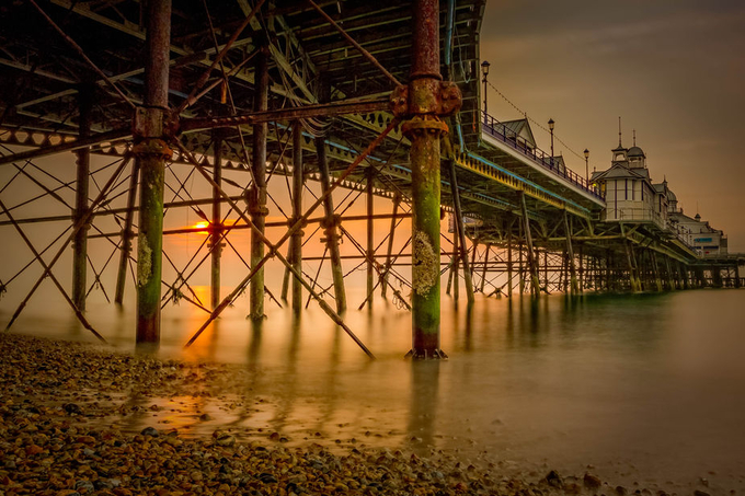 Underneath the beautiful by wolverine - The View Under The Pier Photo Contest