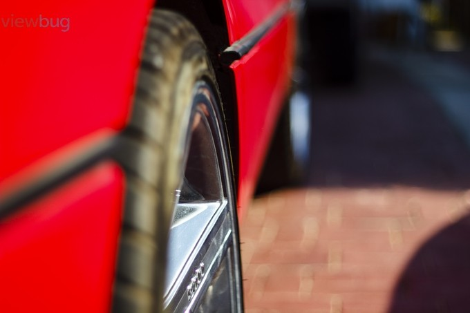 Vette Wheel by Stanley_Photog - My Favorite Car Photo Contest