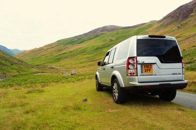 Discovery 4, Cumbria