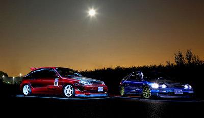 Double Honda Night