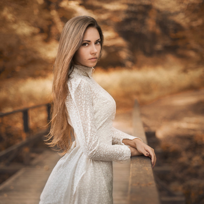 Magdalena Autumn by przemyslawchola - Weddings And Fashion Photo Contest