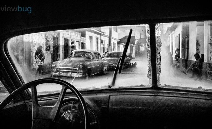 051209-1298 cuba trinidad-sfx-breedt by willemkuijpers - Depth In Black And White Photo Contest