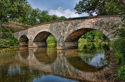 Antietam Bridge aka Burnside Bridge
