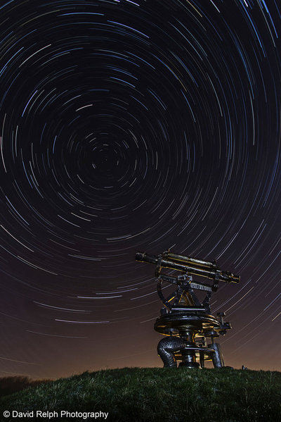 Terris Novalis Star Trails