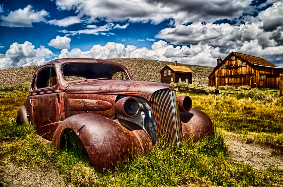 From Bodie California
