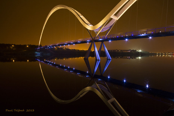 Infinity Revisited 2 by paultelford - Spectacular Bridges Photo Contest