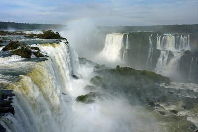 IGUAZU FALLS..... South America