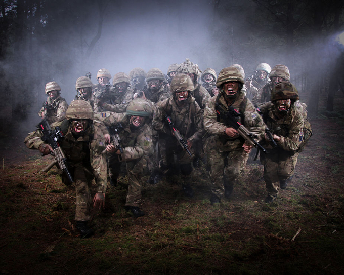 Assault by phillipfrench - Amazing People Amazing Places Photo Contest