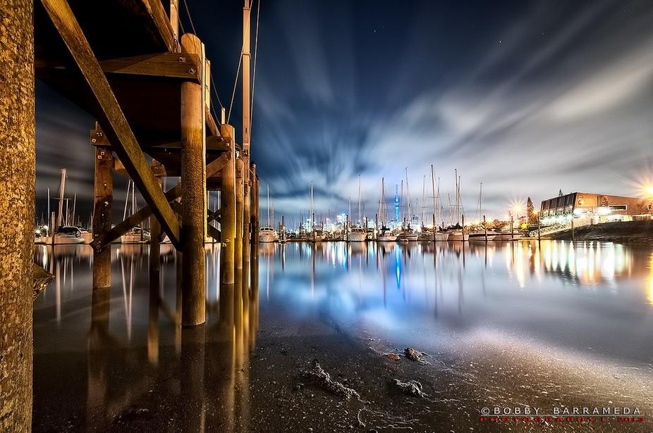 Westhaven Marina  ©BOBBY BARRAMEDA l 2013  AUCKLAND NEW ZEALAND