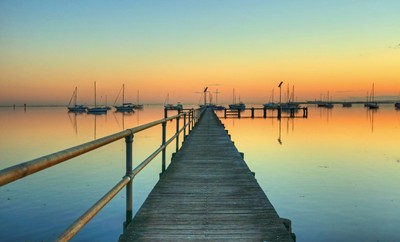 Corio Bay Sunrise