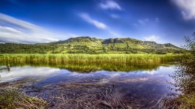 Glencar Lough - Long Exposure HDR