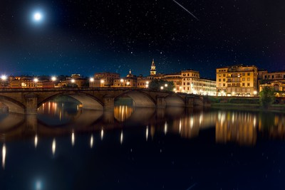Starry Night in Florence