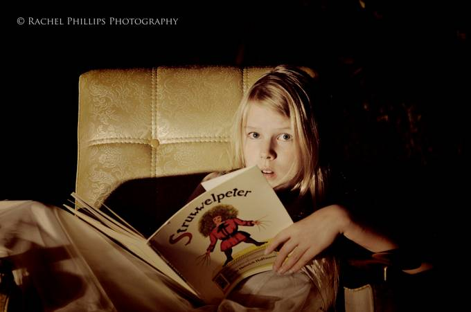 The Book by rachelphillips - My Favorite Chair Photo Contest