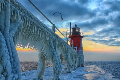 The Ice Beast Walks